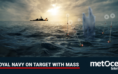 Over-the-Horizon Naval Gunfire Scoring & Simulation System to be Commissioned by UK Royal Navy