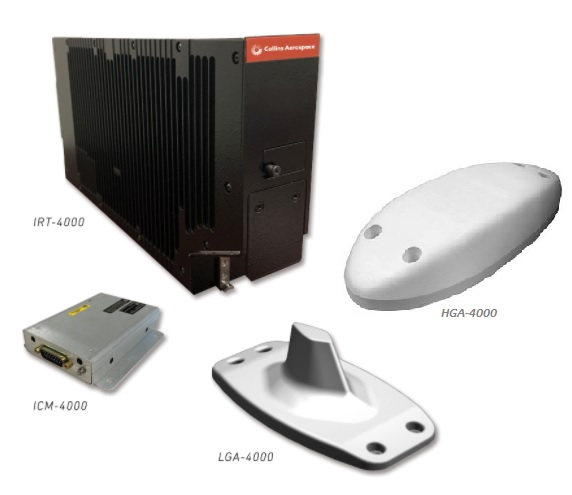 IRT-NX SATCOM System by Collins Aerospace