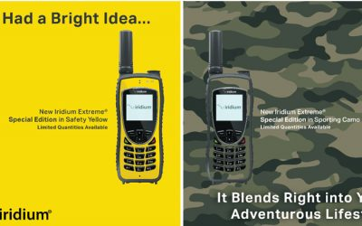 Stand Out or Blend In with a Fresh Take on the Iridium Extreme®
