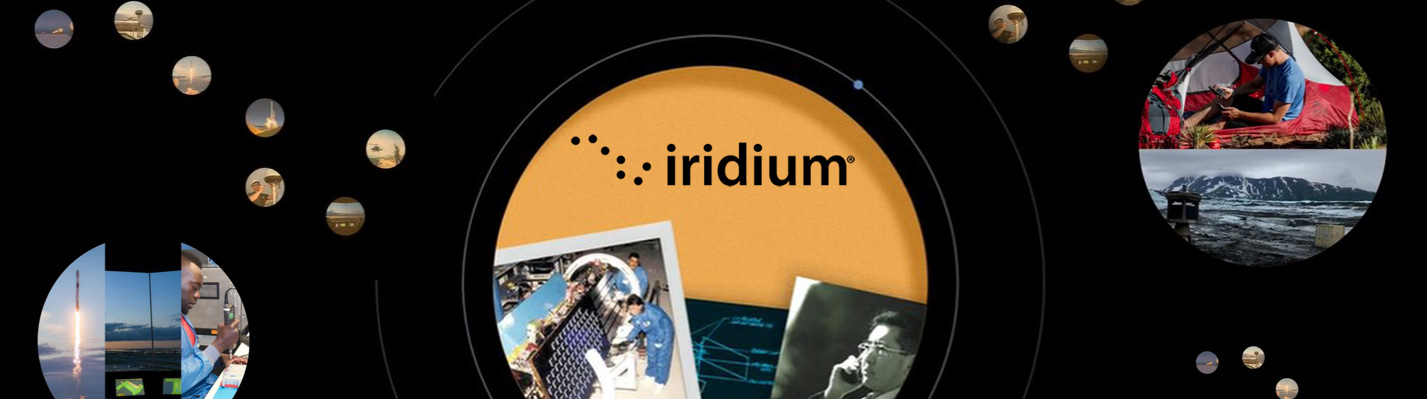 Life at Iridium Collage Background