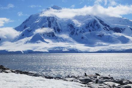 Antarctica CSR Photo