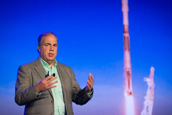 Matt Desch at Launch