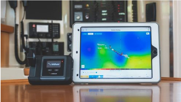 Iridium Partner PredictWind Helps Guide Over 90 Ocean Cruising Club Yachts Home Safely During the Covid-19 Pandemic