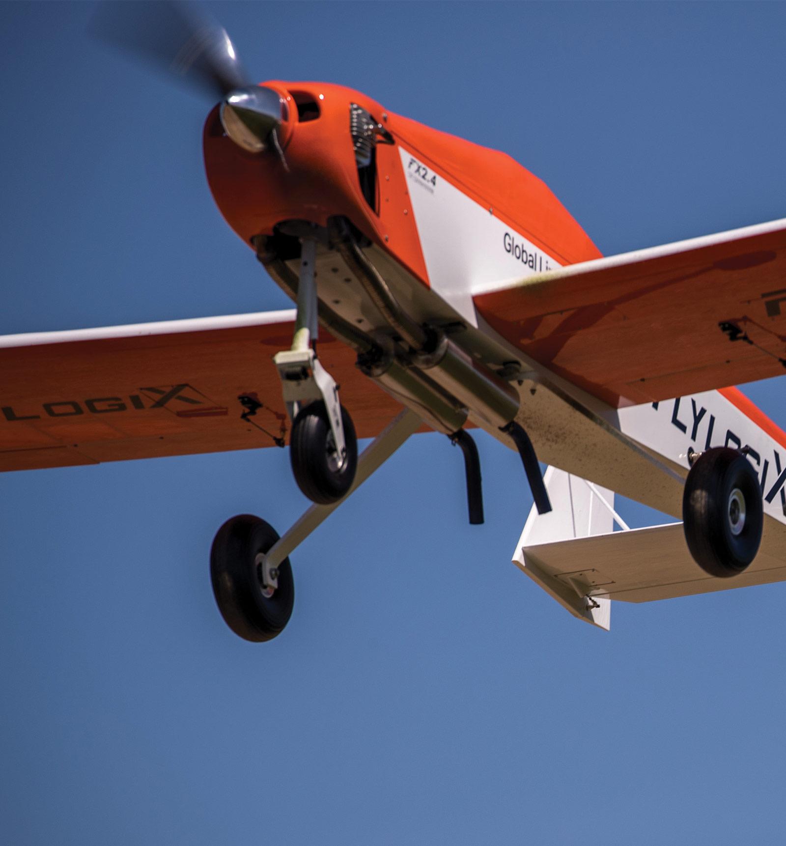 Image of Flylogix drone