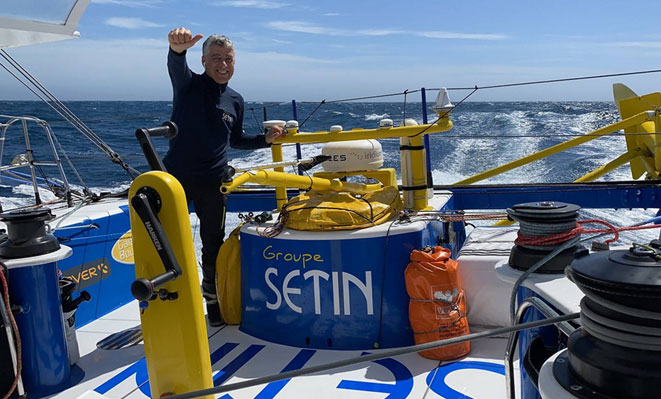 Iridium and Thales Help Keep IMOCA Skippers Connected and Safe During Vendée Globe Round-the-World Race