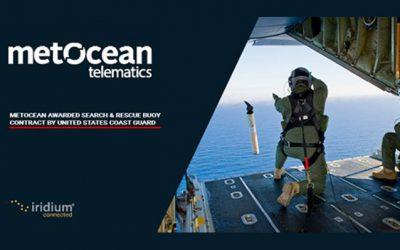 Iridium Partner MetOcean Telematics Provides Search & Rescue Buoys to the United States Coast Guard