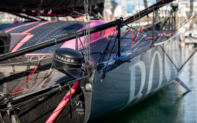 Connectivity at Sea with Alex Thomson Racing and Nokia Bell Labs