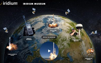 Bring Your Child to Work Day – Iridium Online Museum Scavenger Hunt