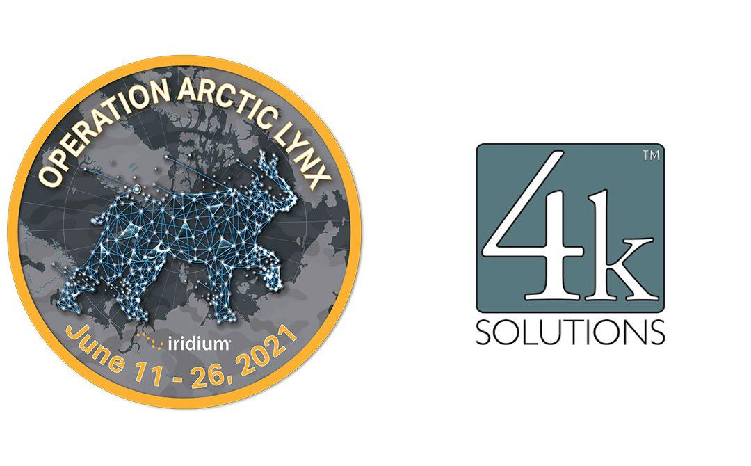 4K Solutions® – Operation Arctic Lynx Partner Spotlight