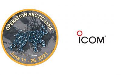Icom – Operation Arctic Lynx Partner Spotlight