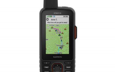 Garmin – GPSMAP 66i