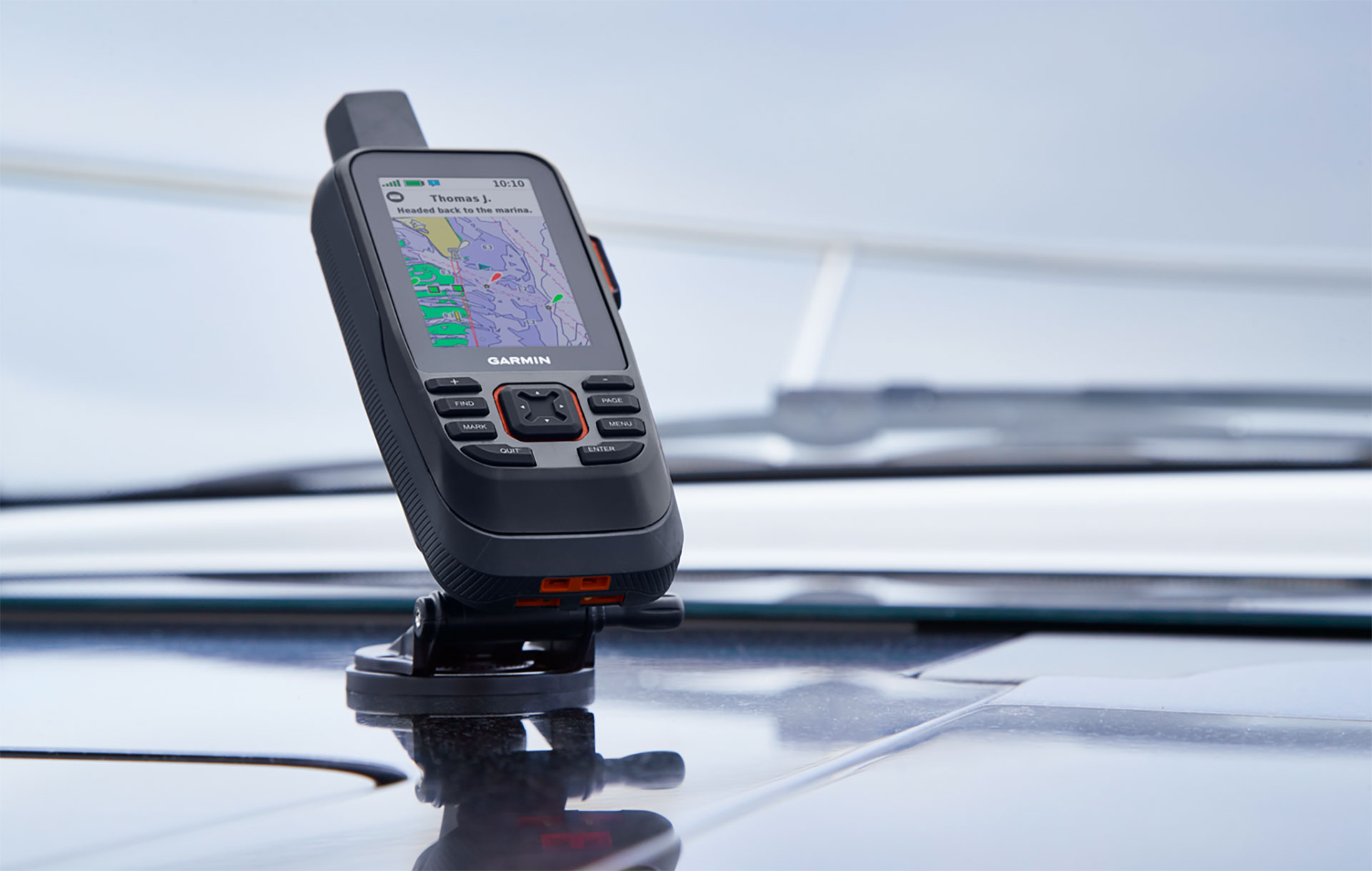 GPSMAP 86sci