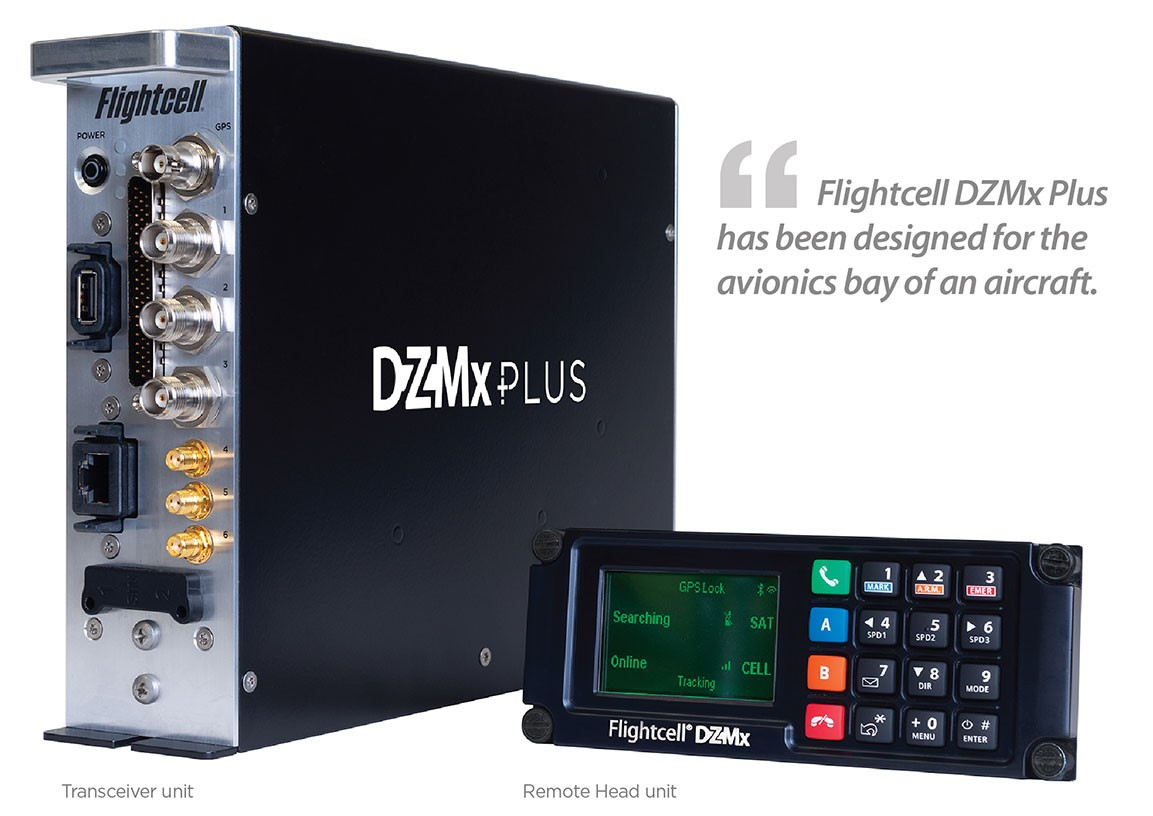 Flightcell DZMx PLUS Product Image