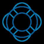 iridium gmdss service icon