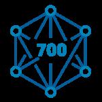 Iridium Certus 700 service icon