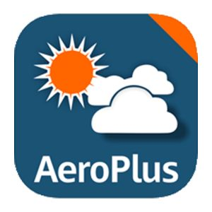 App Icon of the Aeroplus Aviation Weather app