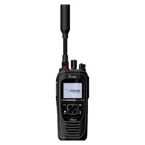 Icom IC-SAT100 PTT device
