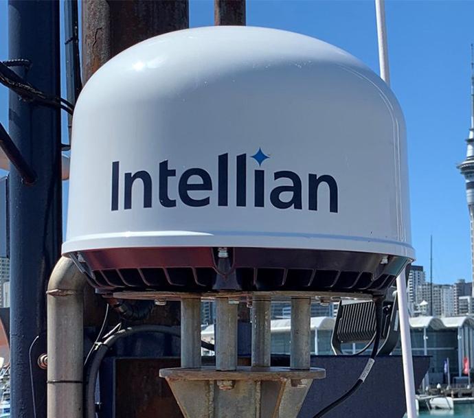 Intellian C700 Iridium Certus product