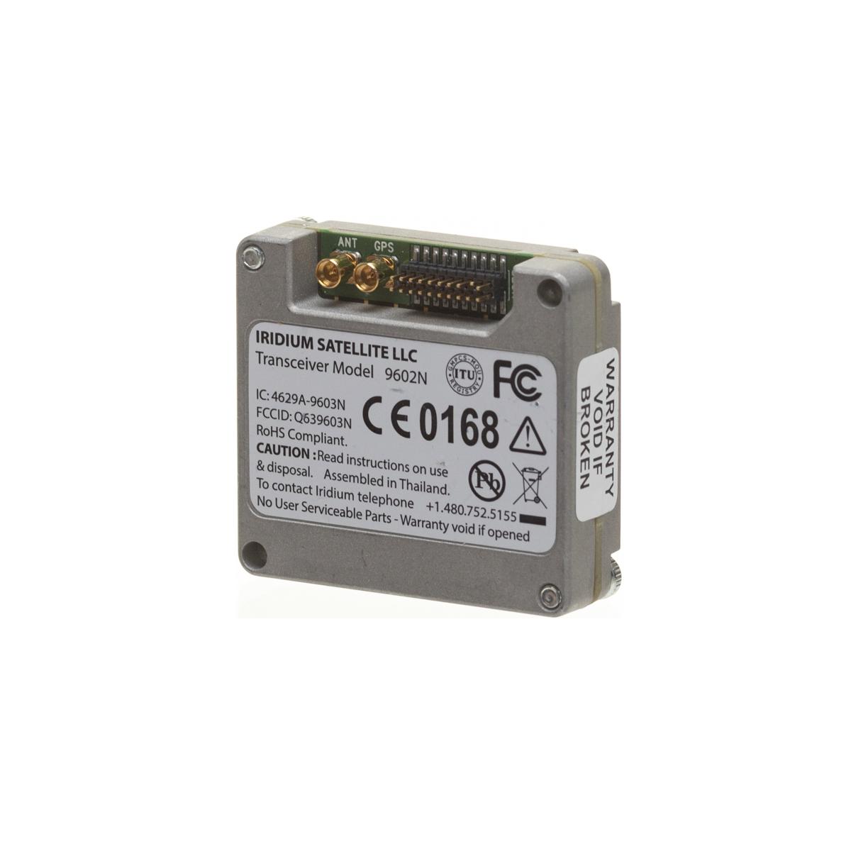 Iridium 9602 Module Product Photo