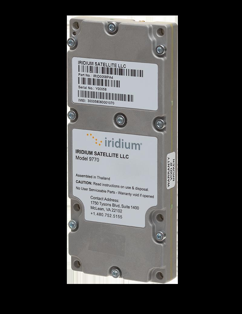 Iridium Certus 9770 Product Image