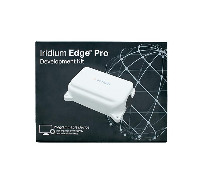 Iridium Edge Pro dev kit front