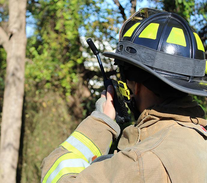 Iridium Extreme PTT Firefighter