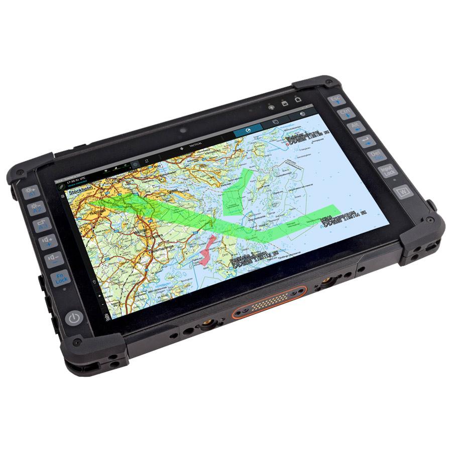 NORTAC SSC Titan Platform on tablet