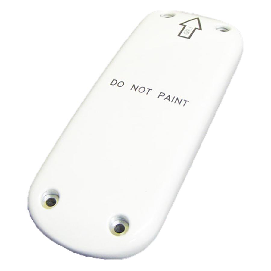 Iridium/GPS Antenna S67-1575-163 on white background