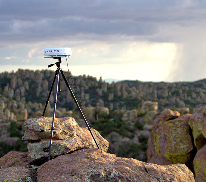 MissionLINK 700 deployed for remote operations