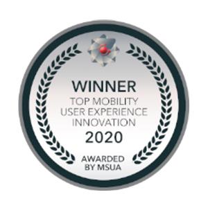 Iridium Connected Zoleo Product Award - MSUA Innovation