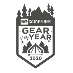 Iridium Connected Zoleo Product Award - 50 Campfires Gear of the Year