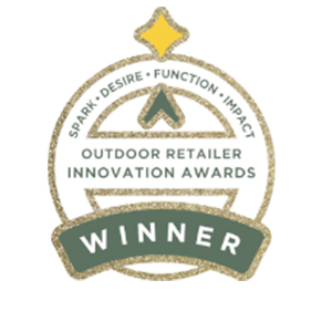 Iridium Connected Zoleo Product Award - Outdoor Retailer Innovation Award