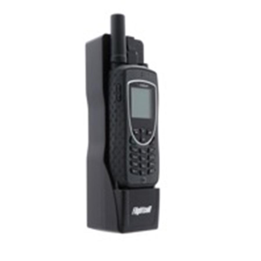 Flightcell Iridium Extreme Cradle with phone on white background