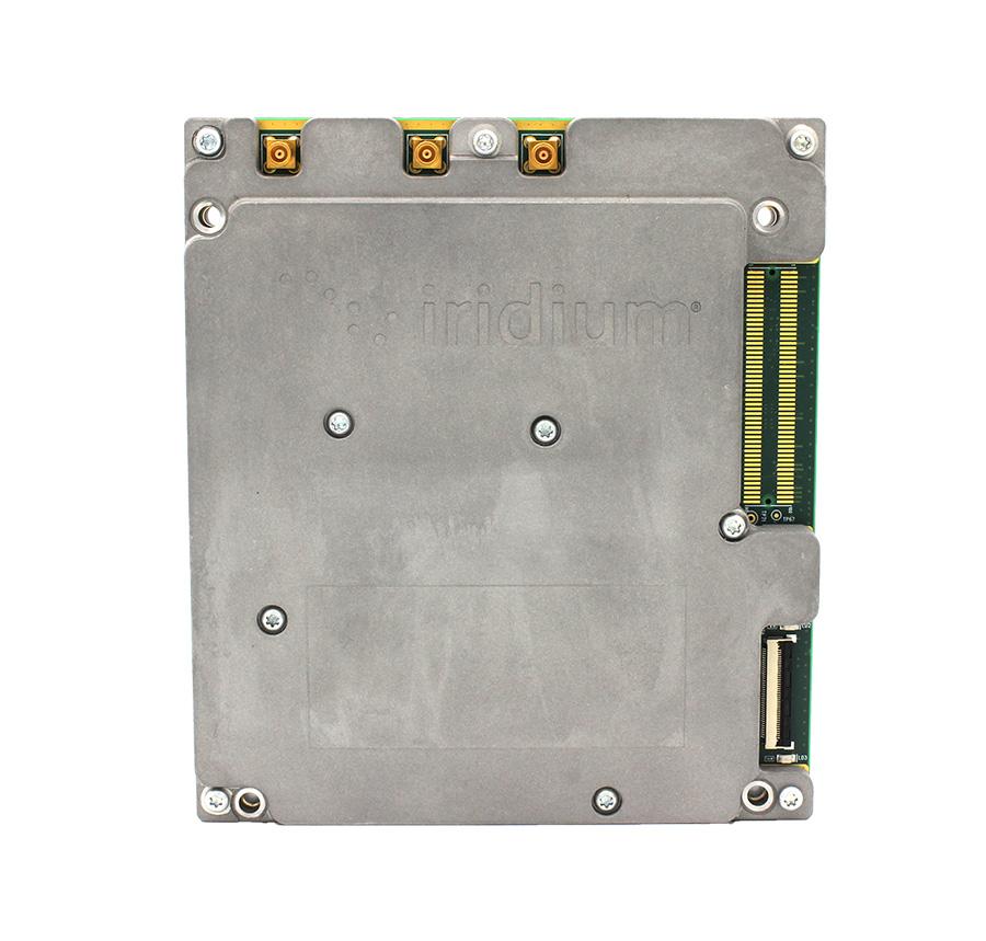 Iridium Certus 9810 module front view