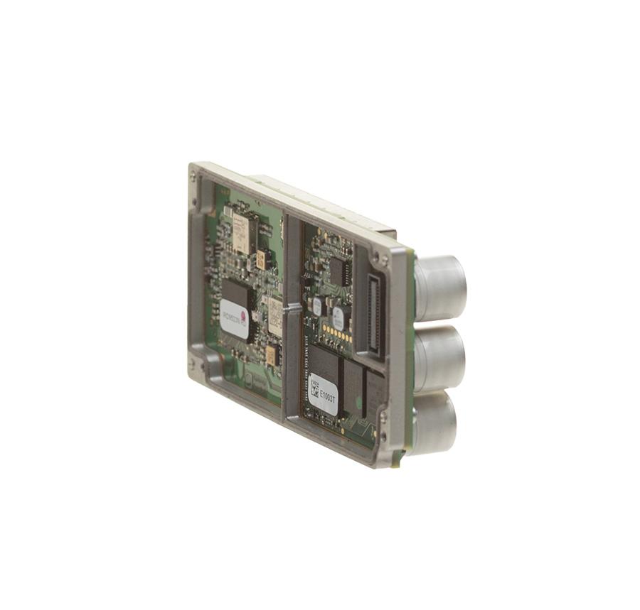 Iridium Core 9523 module back angled view