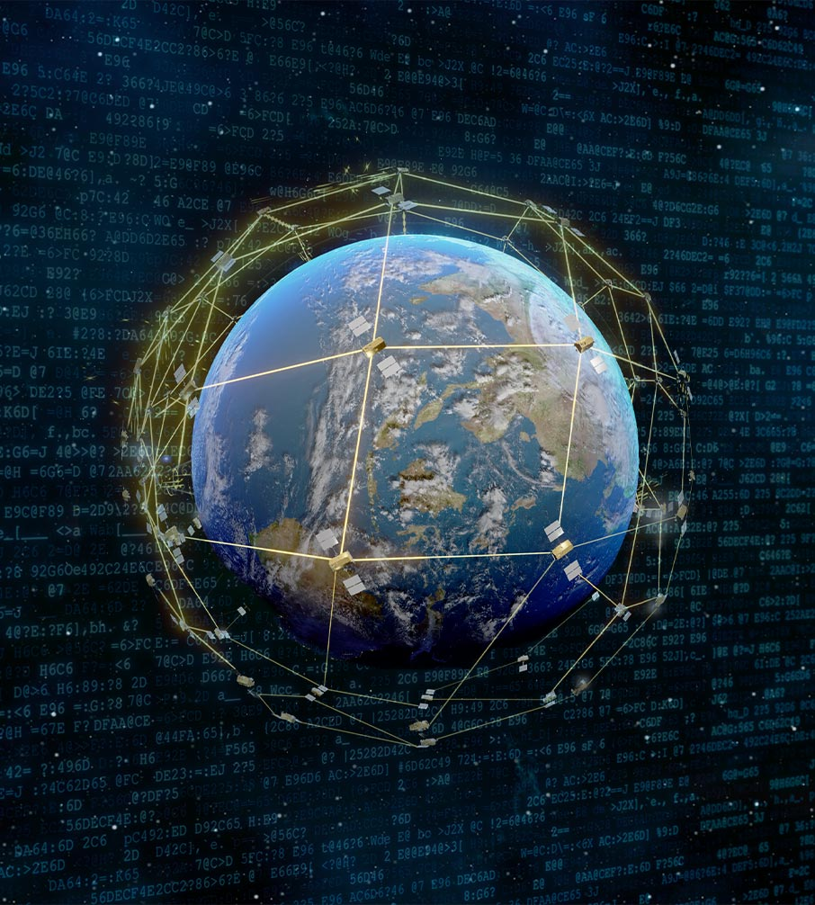 Iridium SBD delivers truly global, two-way data