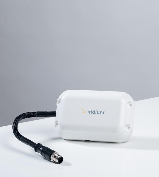 Iridium Edge product photograph