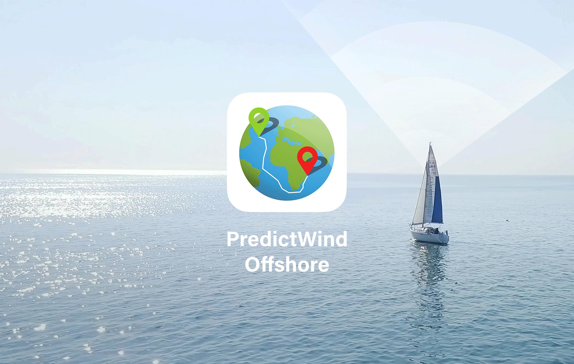 PredictWind Offshore App