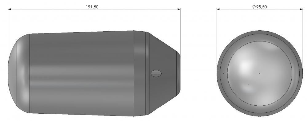 Passive Omnidirectional Antenna 65000 Product Image
