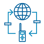 RUDICS service icons
