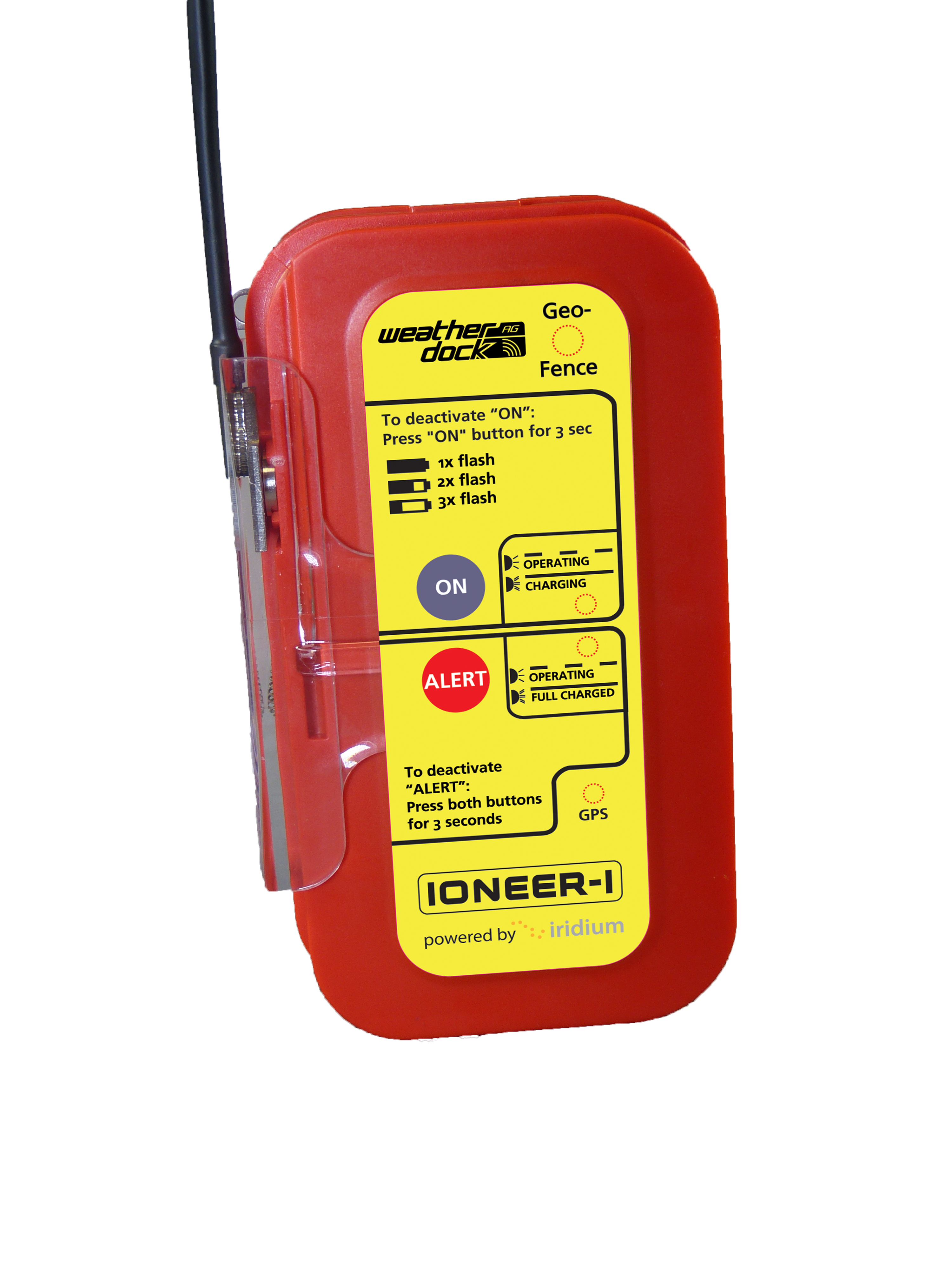 Ioneer-I A19401 Product Imagery