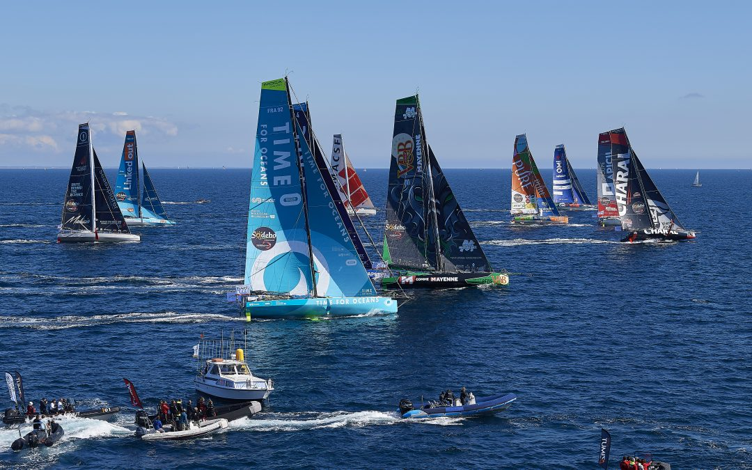 IMOCA Extends Relationship Naming Iridium and Thales as Official Communications Partners